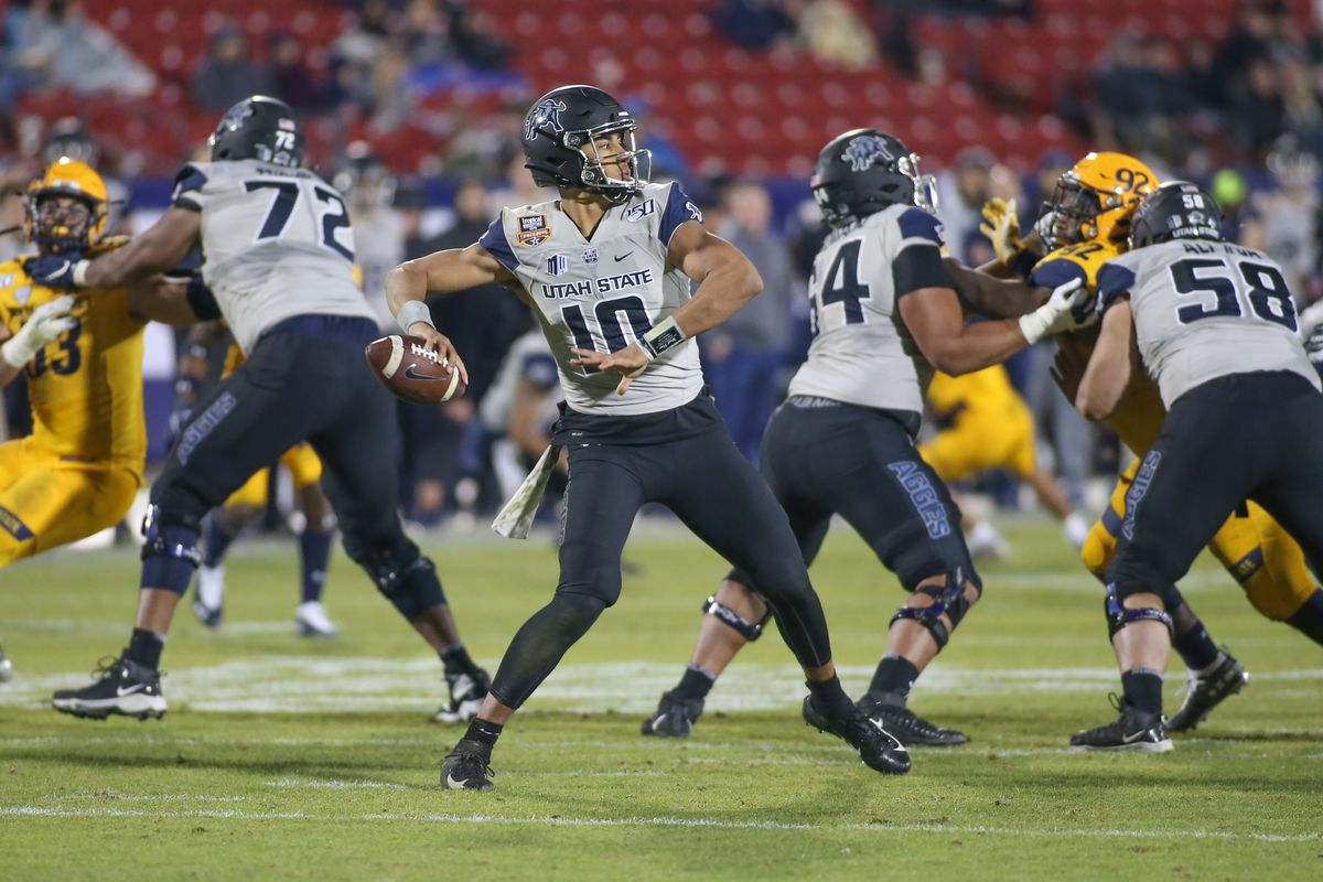 COLLEGE FOOTBALL: DEC 20 Frisco Bowl - Utah State v Kent State