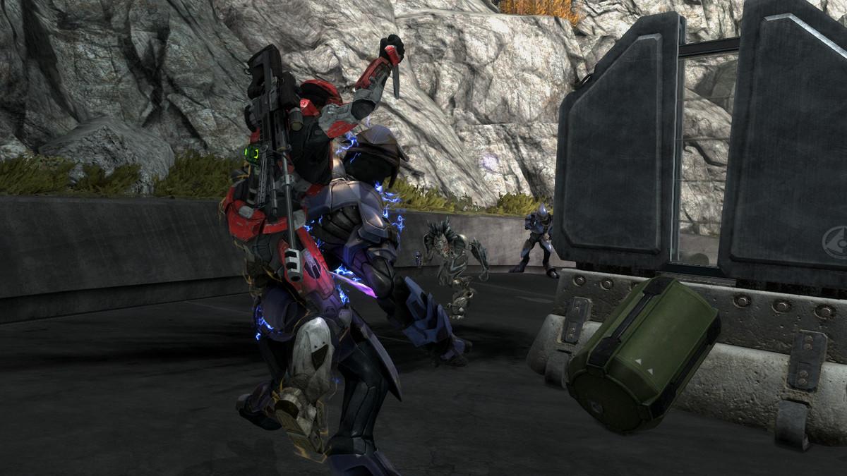 Halo Reach S Pc Impressions Technically Impressive Most