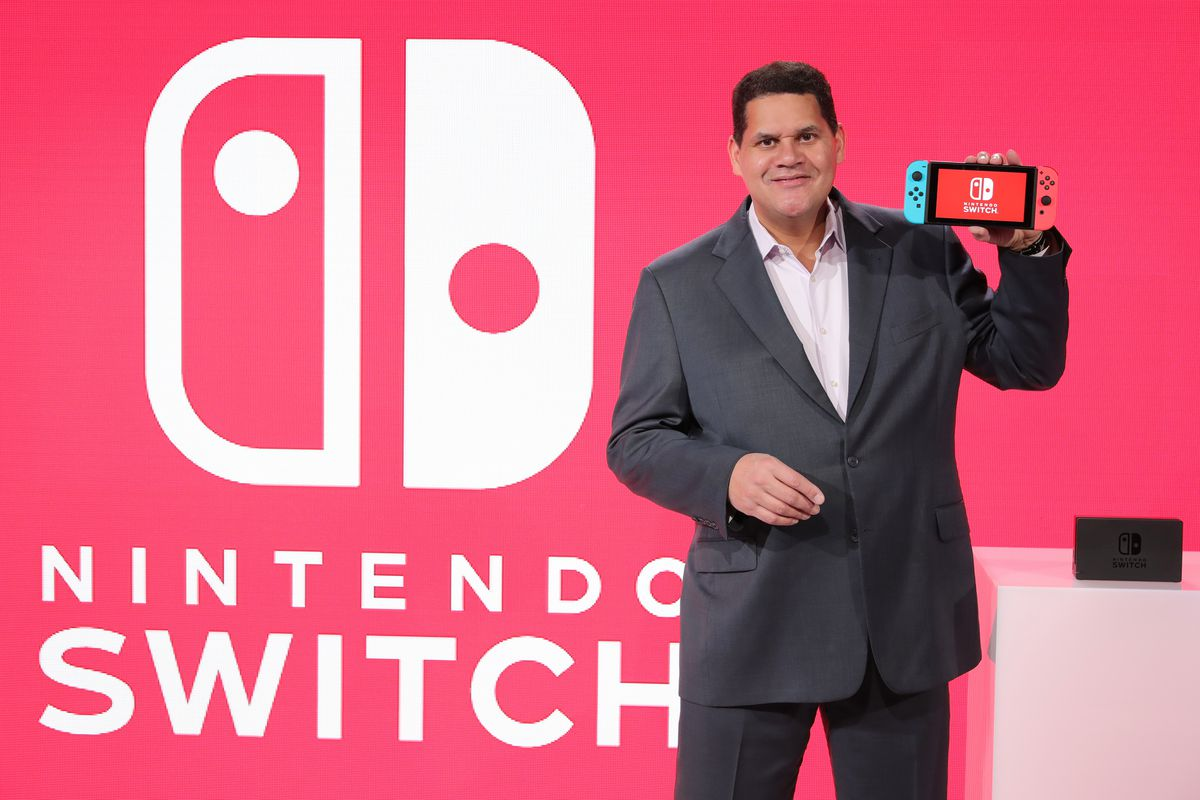 Nintendo See 4K Gaming Audience As