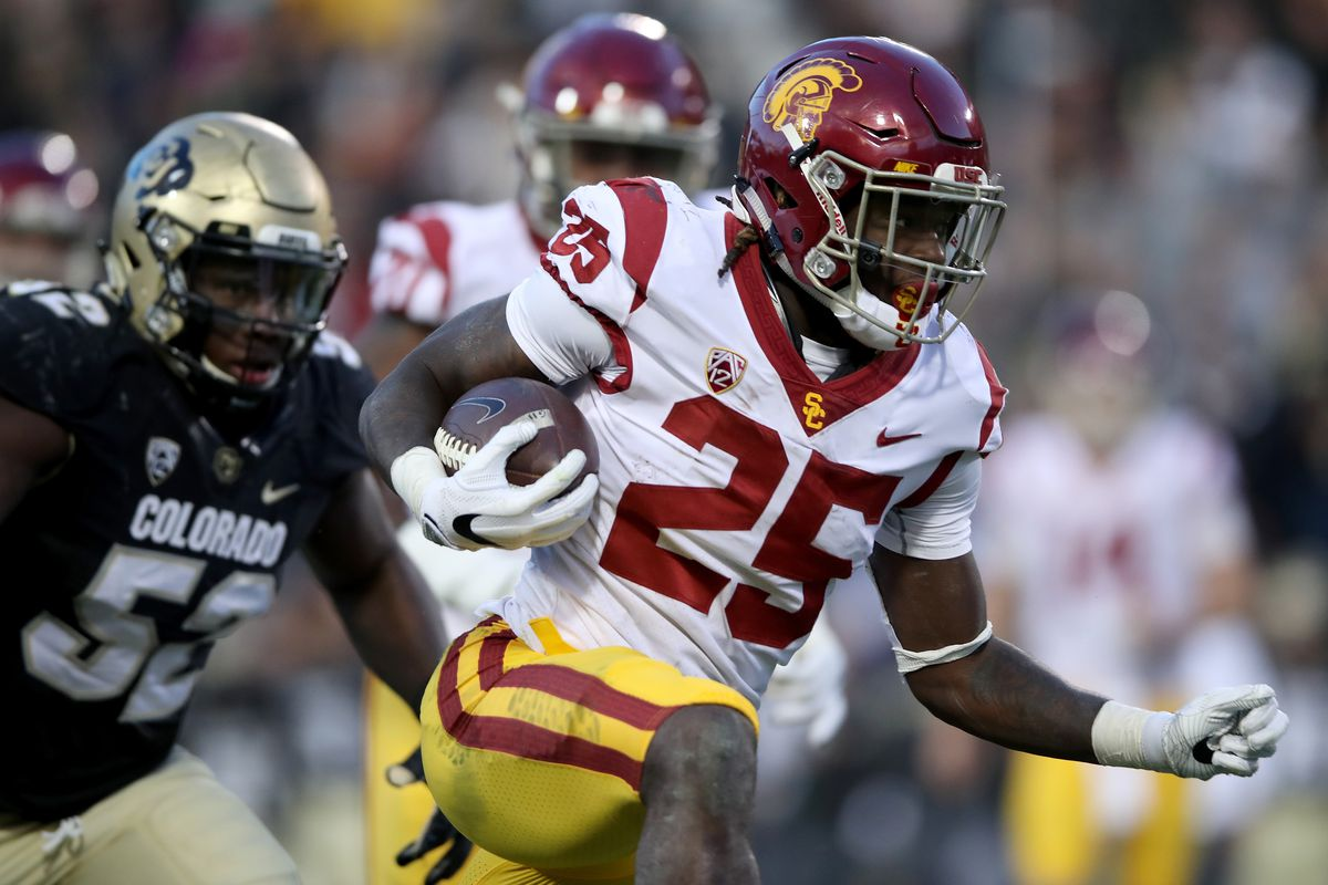 Report Broncos Met With Usc Running Back Ronald Jones Mile High Report