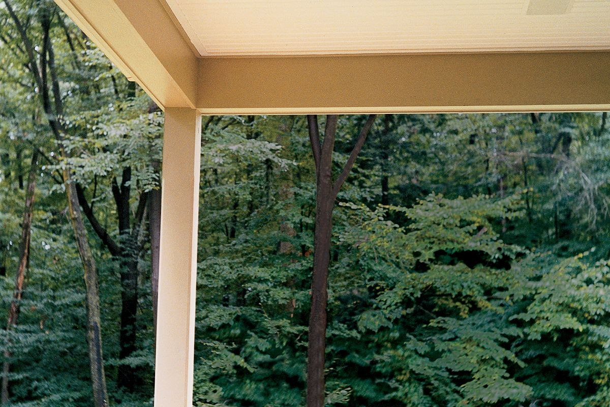 Install A Beadboard Porch Ceiling