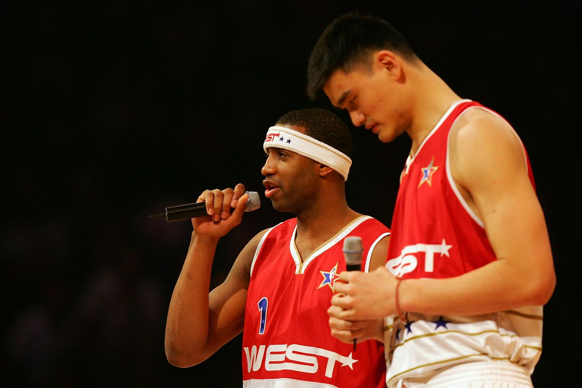 fe4ce2df5af How many All-Star Games Yao Ming would have made under the new voting system