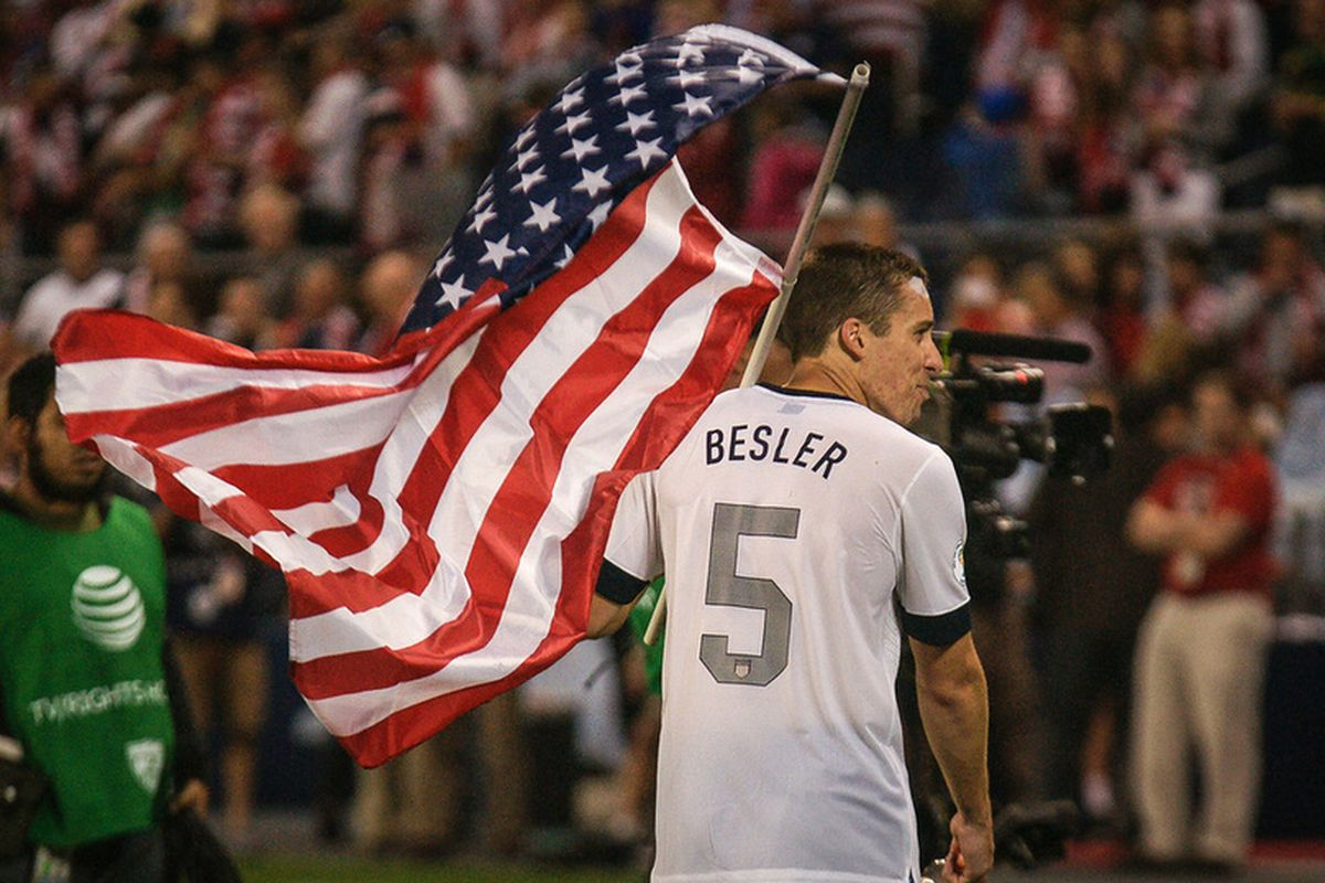 Matt Besler quickly cemented himself as the leading centerback on the USMNT