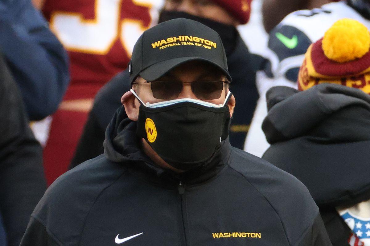 NFL: Seattle Seahawks at Washington Football Team