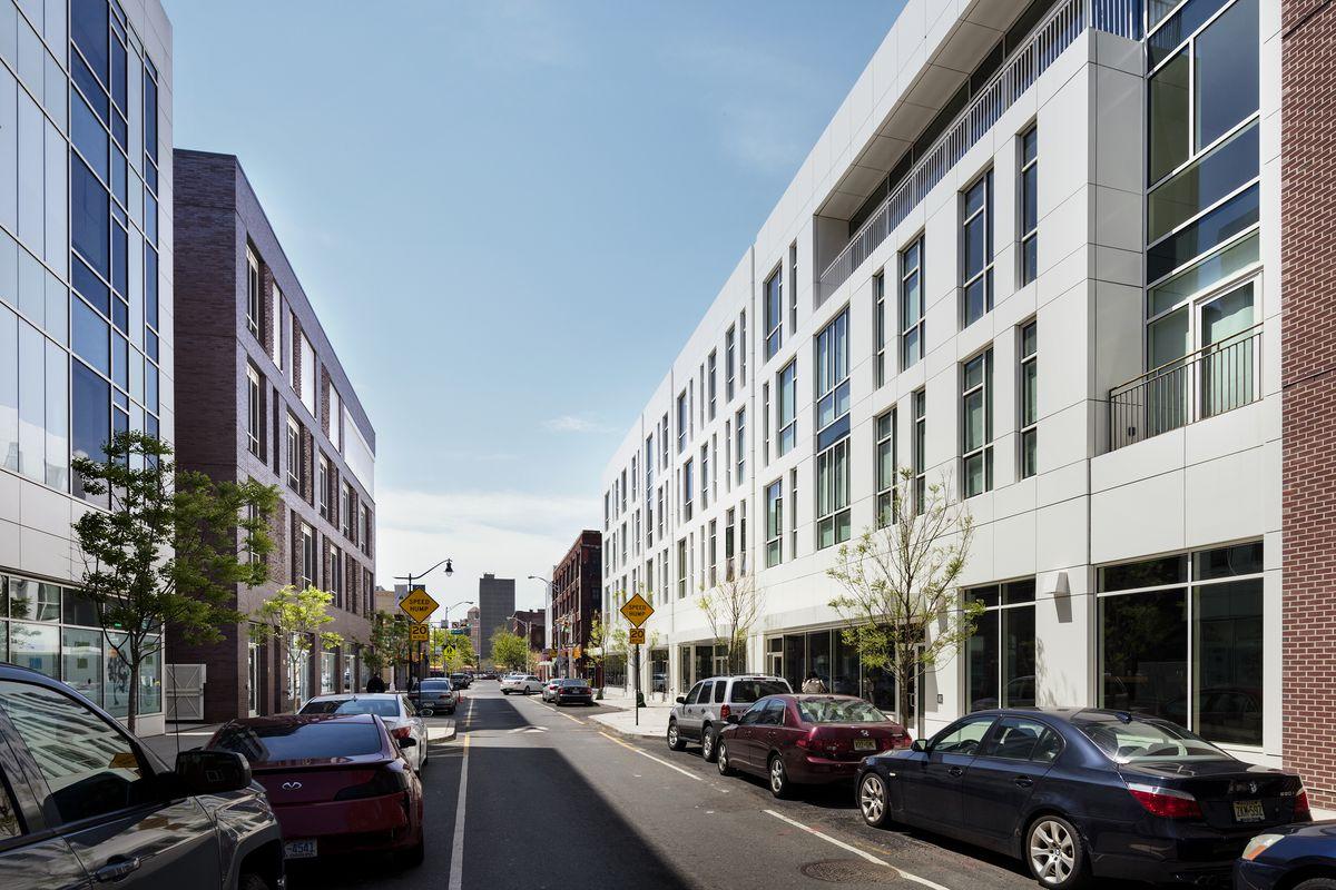 new housing for teachers in Newark, NJ.