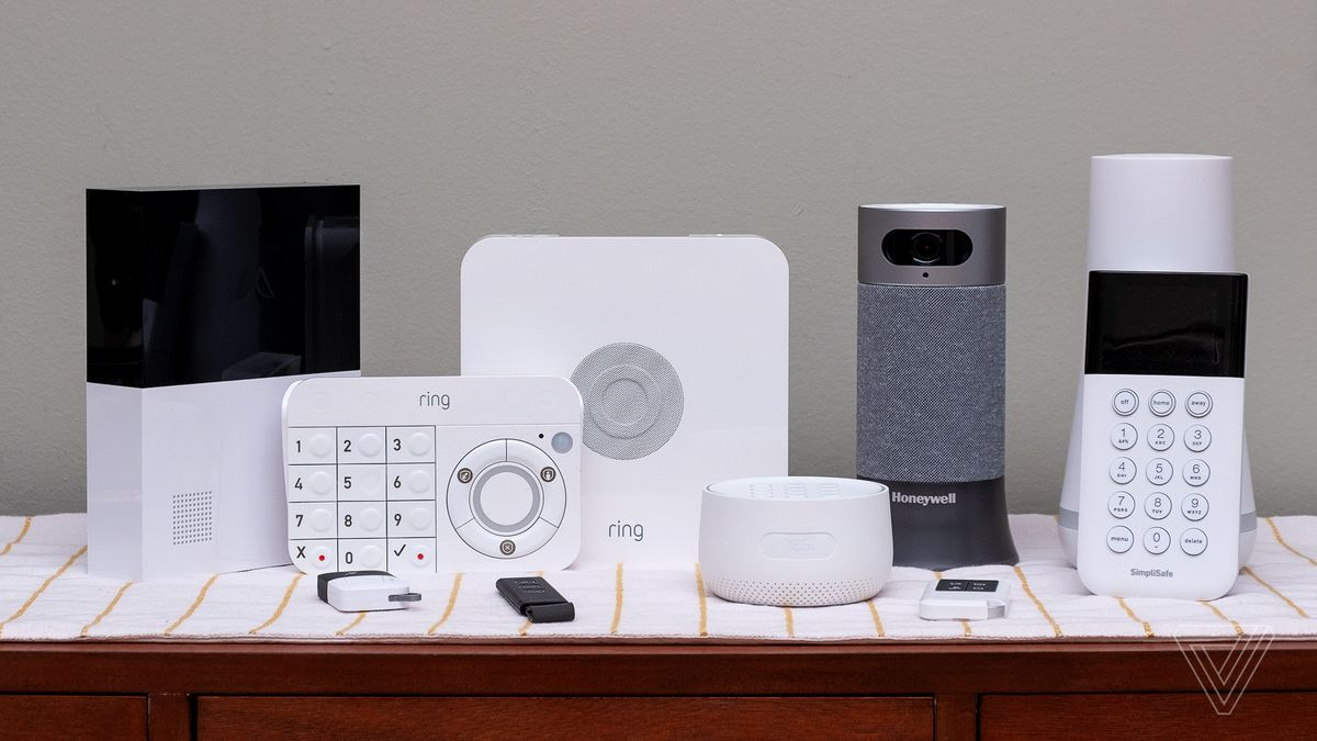 The best home security system you can install yourself - The Verge