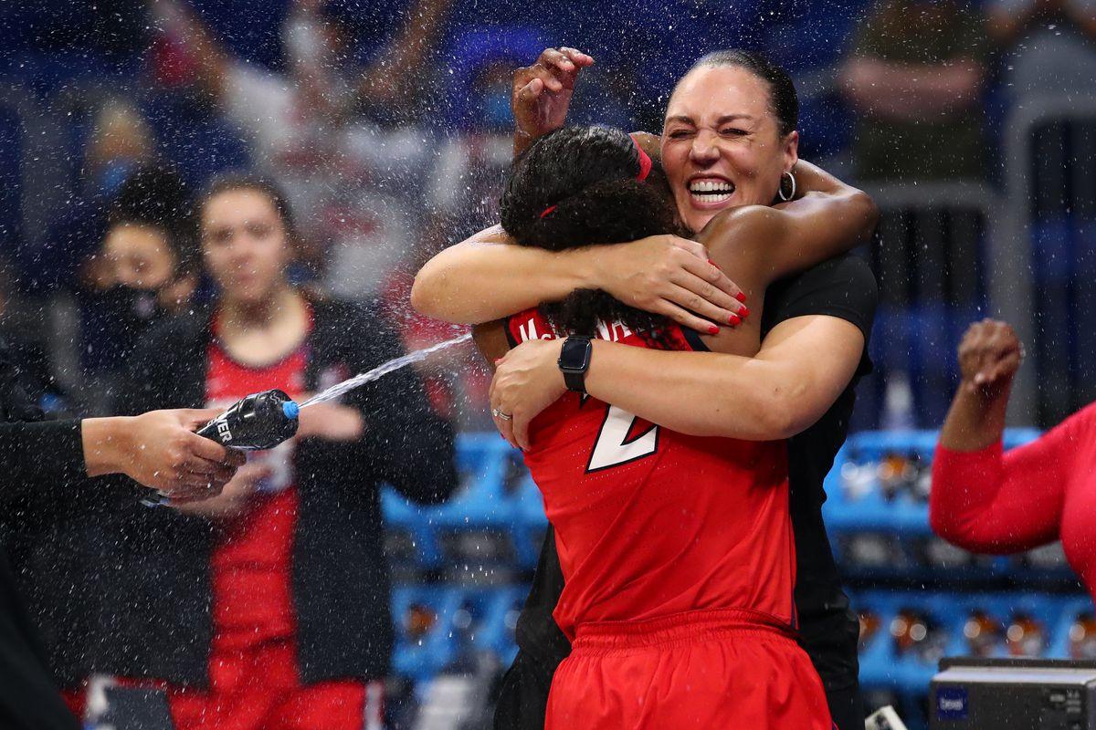 NCAA Women's Basketball Tournament - Sweet Sixteen - Texas A&M v Arizona