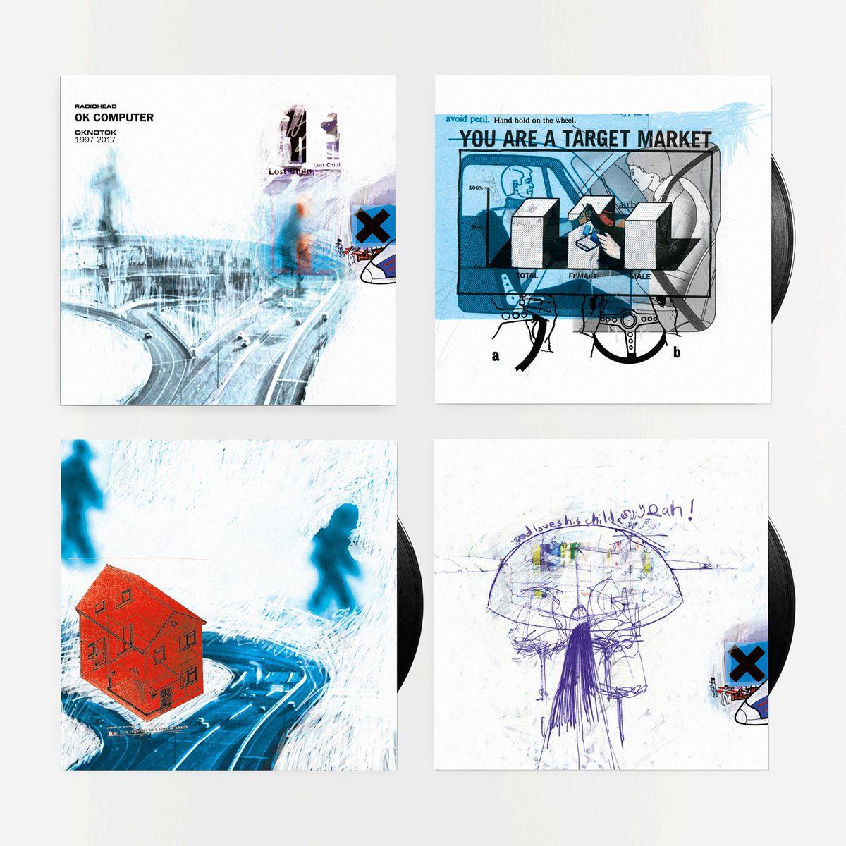Radiohead hides 8-bit secret message in the remastered version of OK