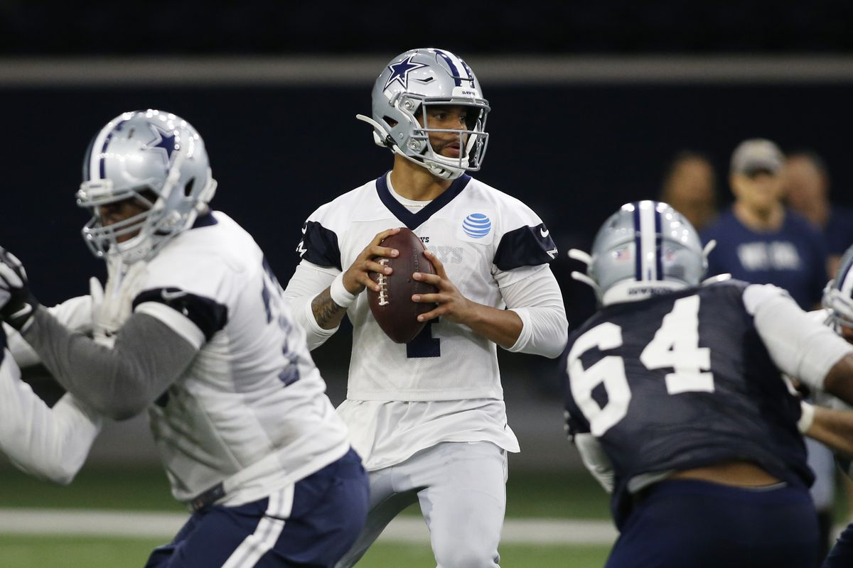 daa4124538c After the OTAs, how does the quarterback situation look for the Cowboys? New  ...