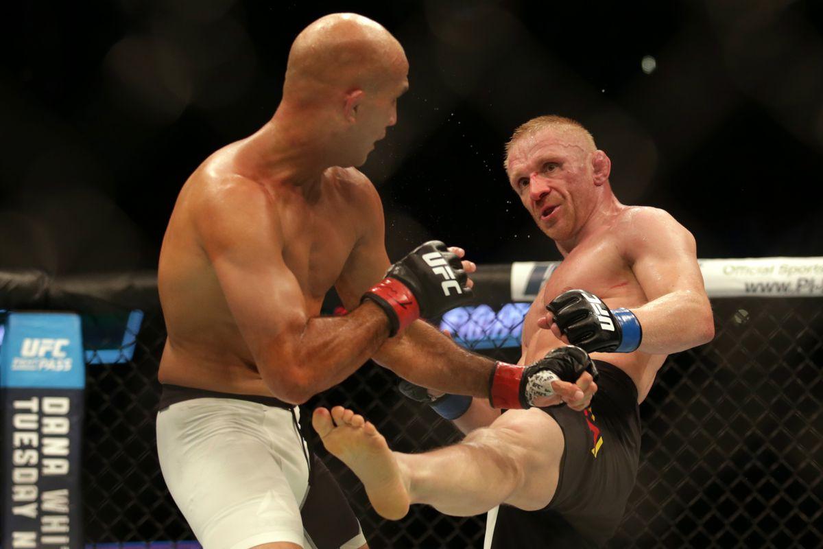 MMA: UFC Fight Night-Penn vs Siver