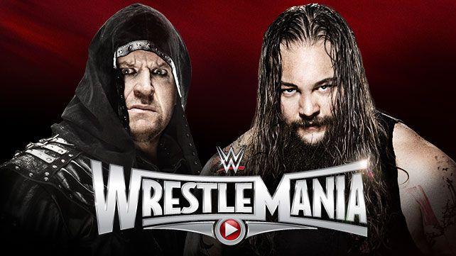 Wrestlemania 31 undertaker