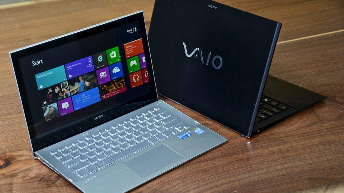 A look back at Sony's iconic VAIO computers
