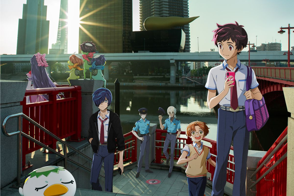 So you watched Neon Genesis Evangelion — now what? - The Verge