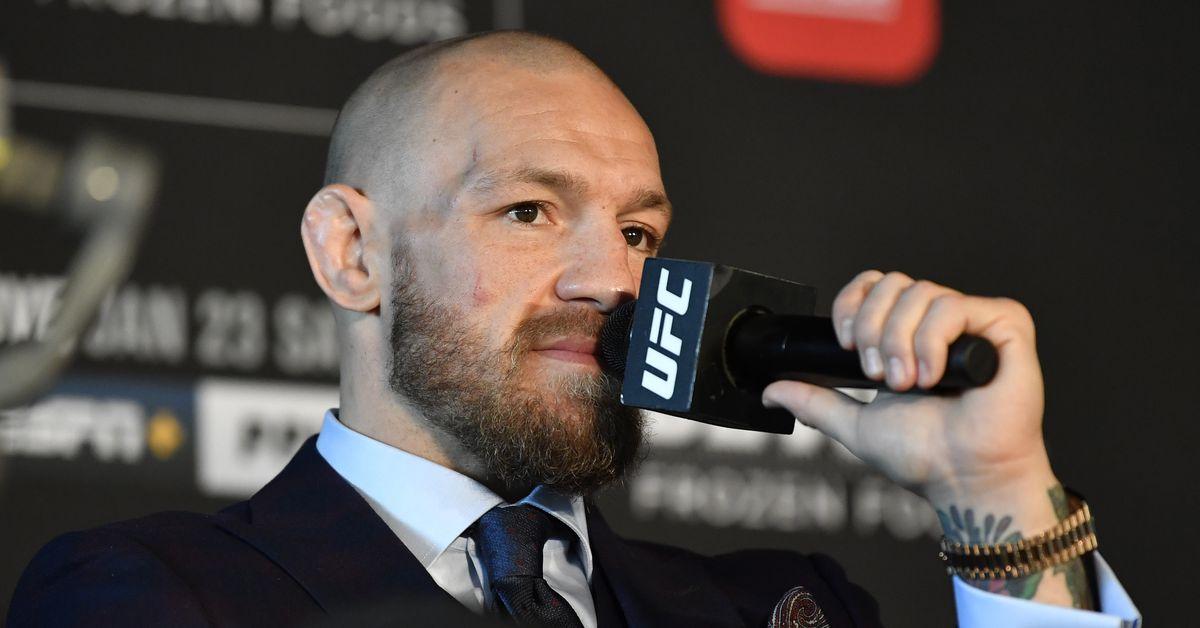 Conor McGregor fires back at Khabib Nurmagomedov over 'disrespectful comments' made after UFC 257
