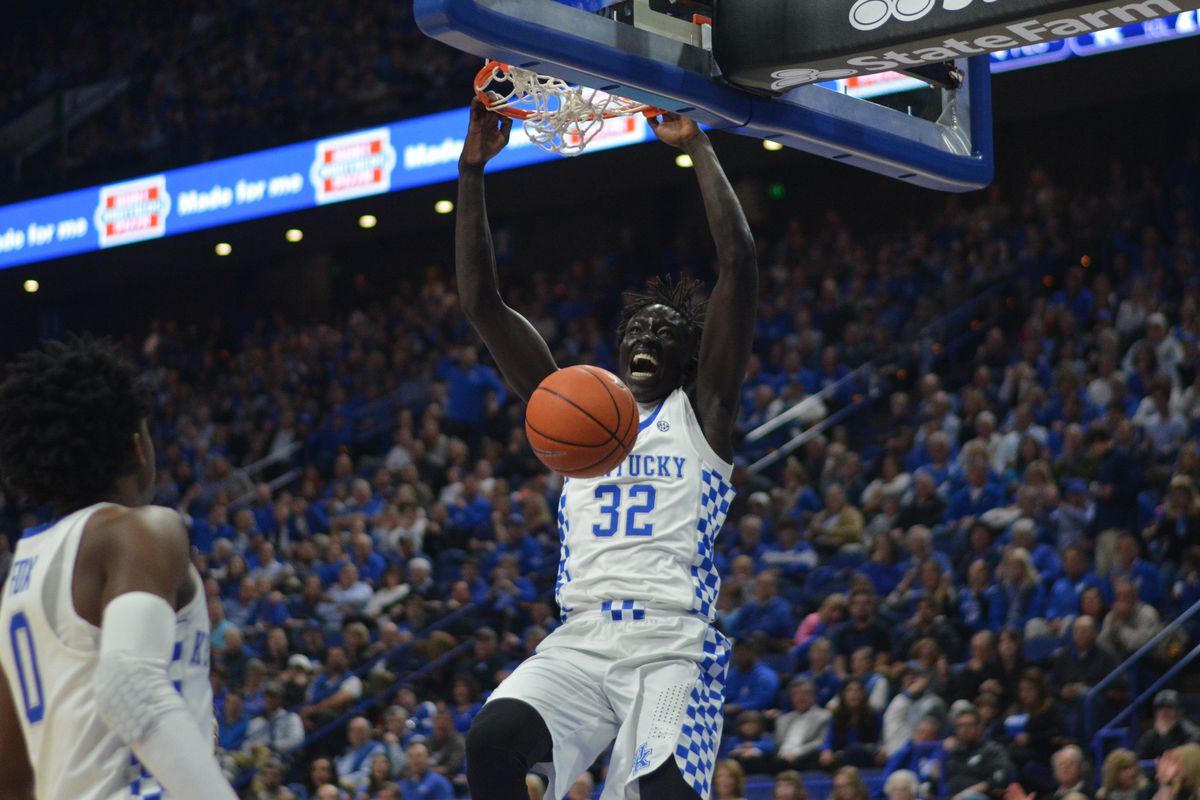 Kentucky Basketball highlights and box score from win over ...
