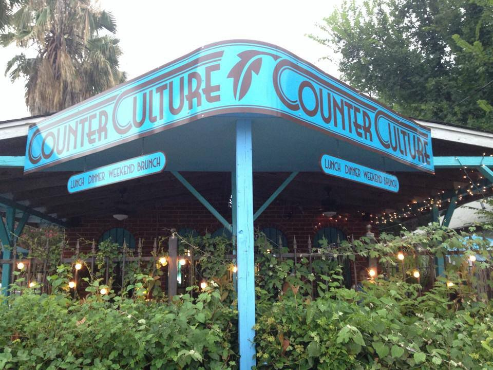 Counter Culture Cafe on East Cesar Chavez
