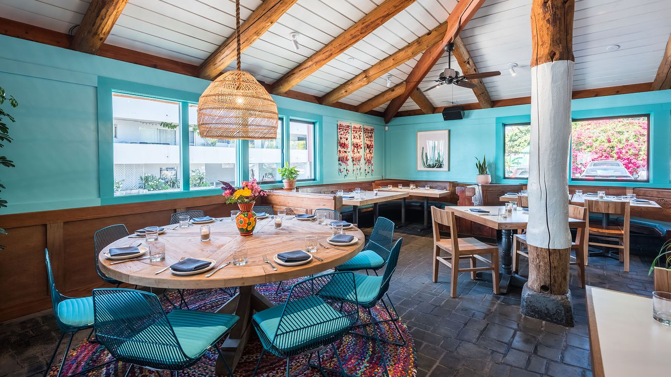 The Restaurant That Delivers All the Summer Vibes