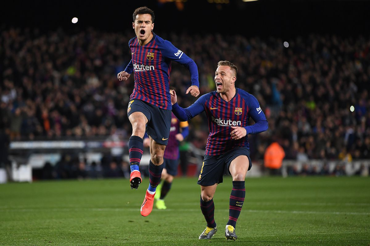 How will Barcelona line up against Valencia? - Barca ...