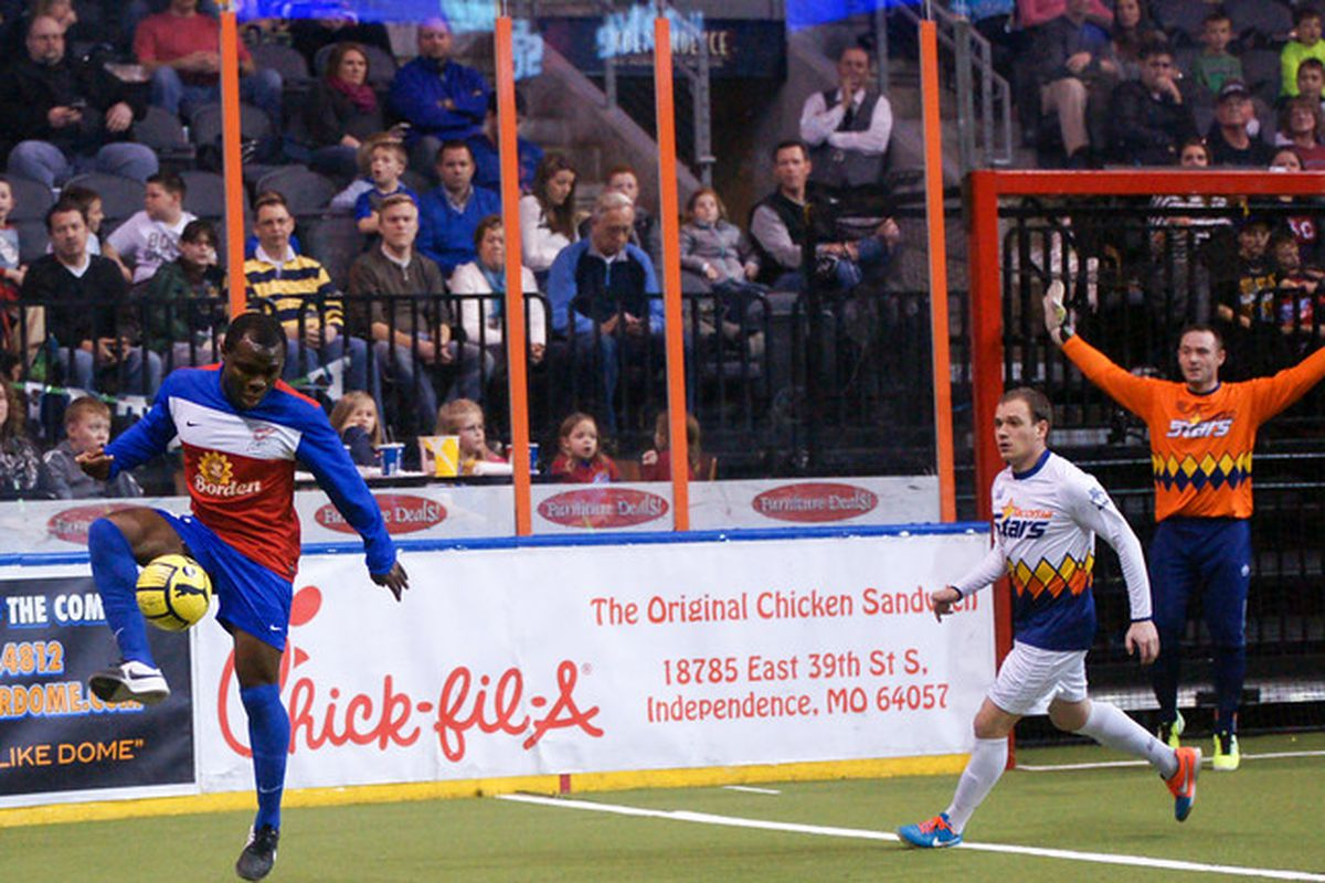 Leo Gibson Set a MASL record while leading his team to an undefeated season