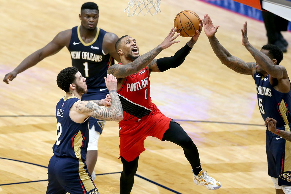 Failure down the stretch costs Pelicans a chance at victory over Trail Blazers - The Bird Writes