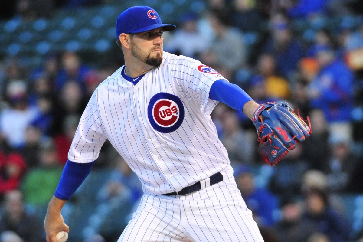 It's been a few years since a Cub pitcher did what he did on Monday night.