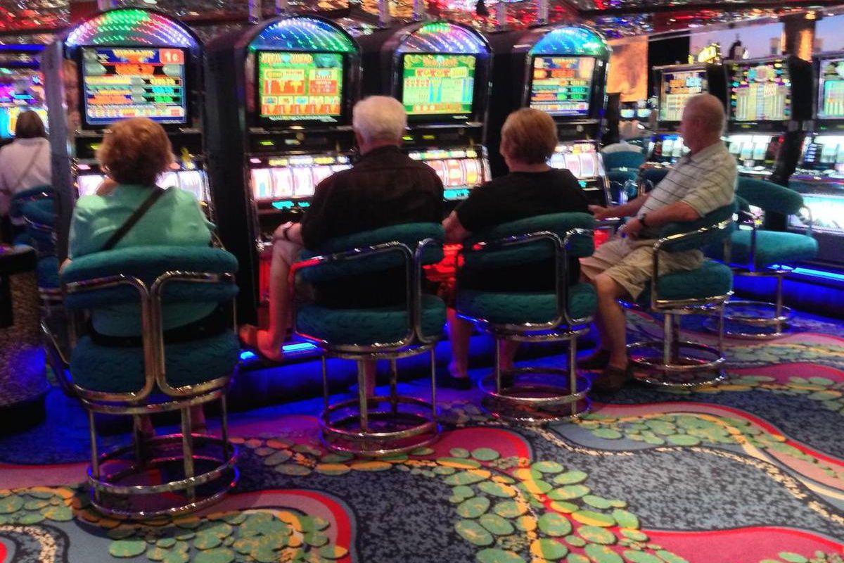 Gray Gambling How Gaming Impacts Seniors Deseret News