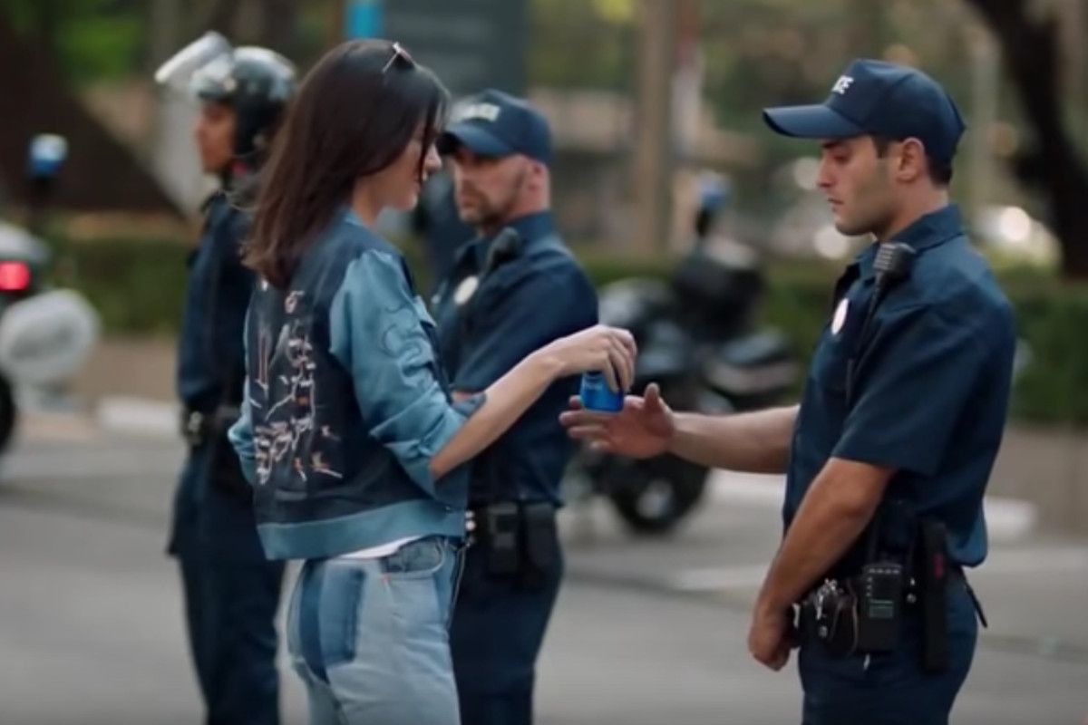 Pepsi has pulled its controversial ad suggesting you can solve