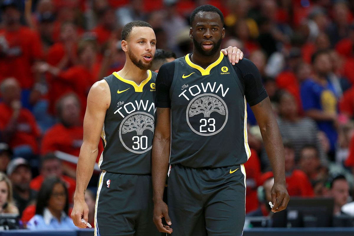 Yes Warriors, you have a lineup called The Hamptons Five