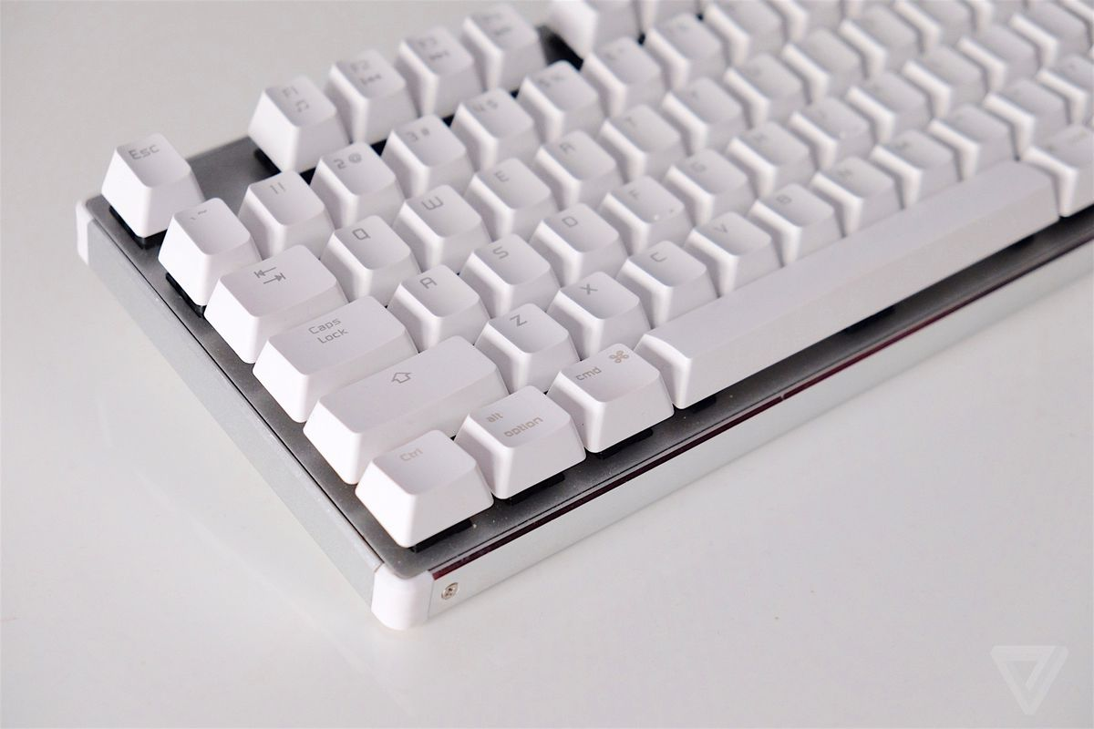This mechanical keyboard is a great, cheap option for Mac users