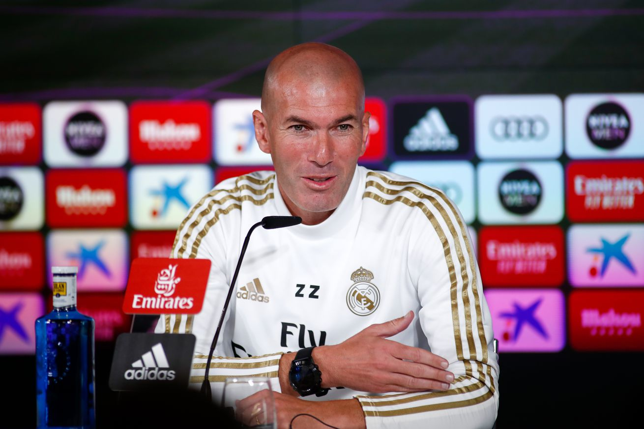 """Zidane: ?Winter signings"""" Anything can happen?"""