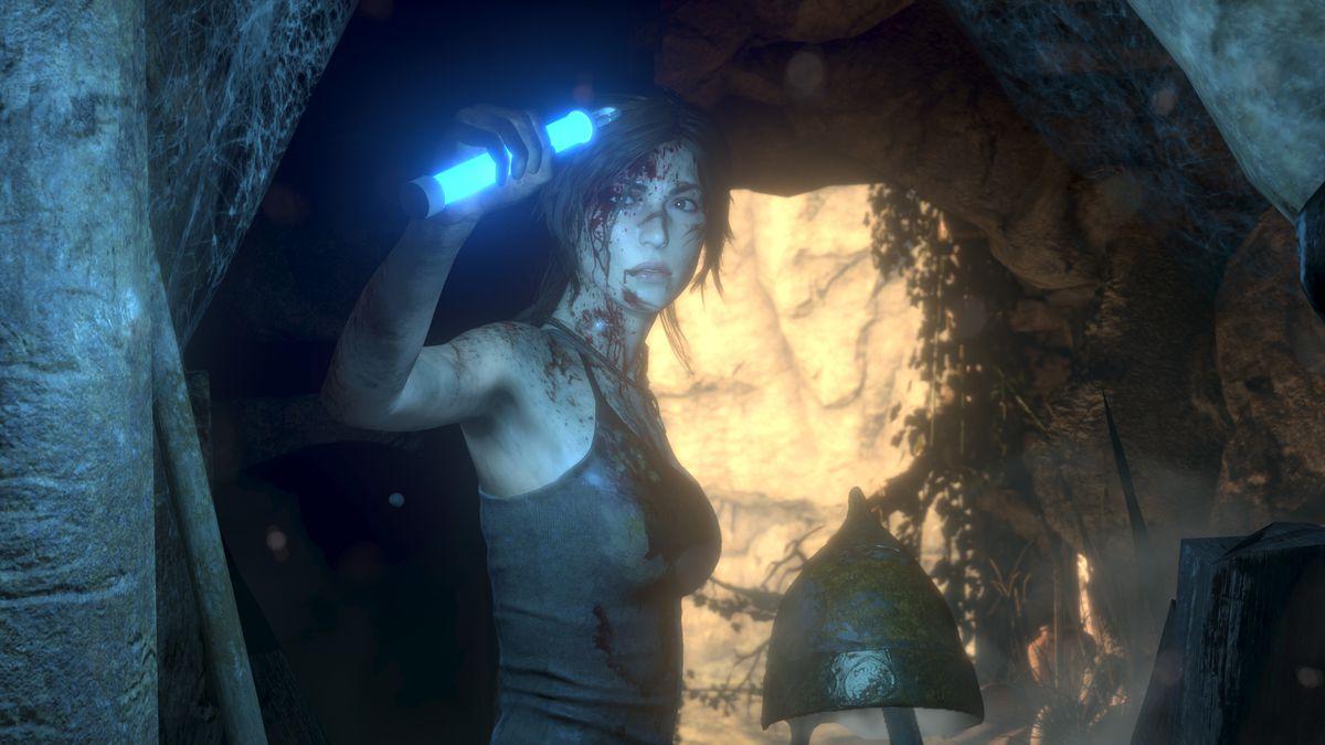 Rise of the Tomb Raider - 4K screenshot