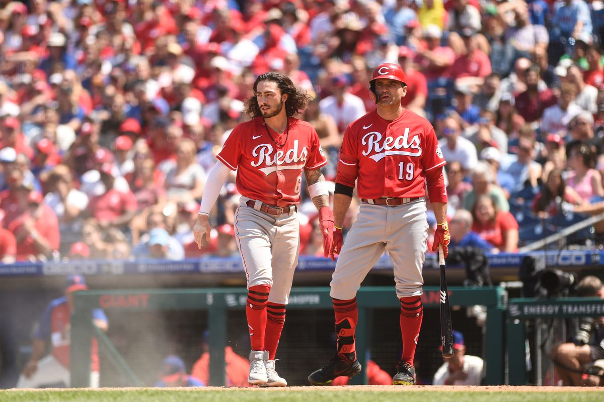 MLB: AUG 15 Reds at Phillies