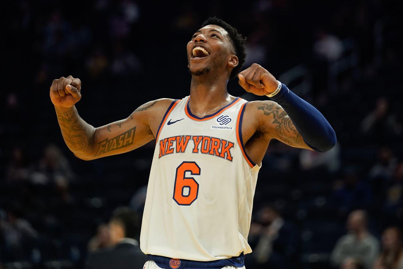 "Knicks 124, Warriors 122 (OT): ""A game of attrition"""