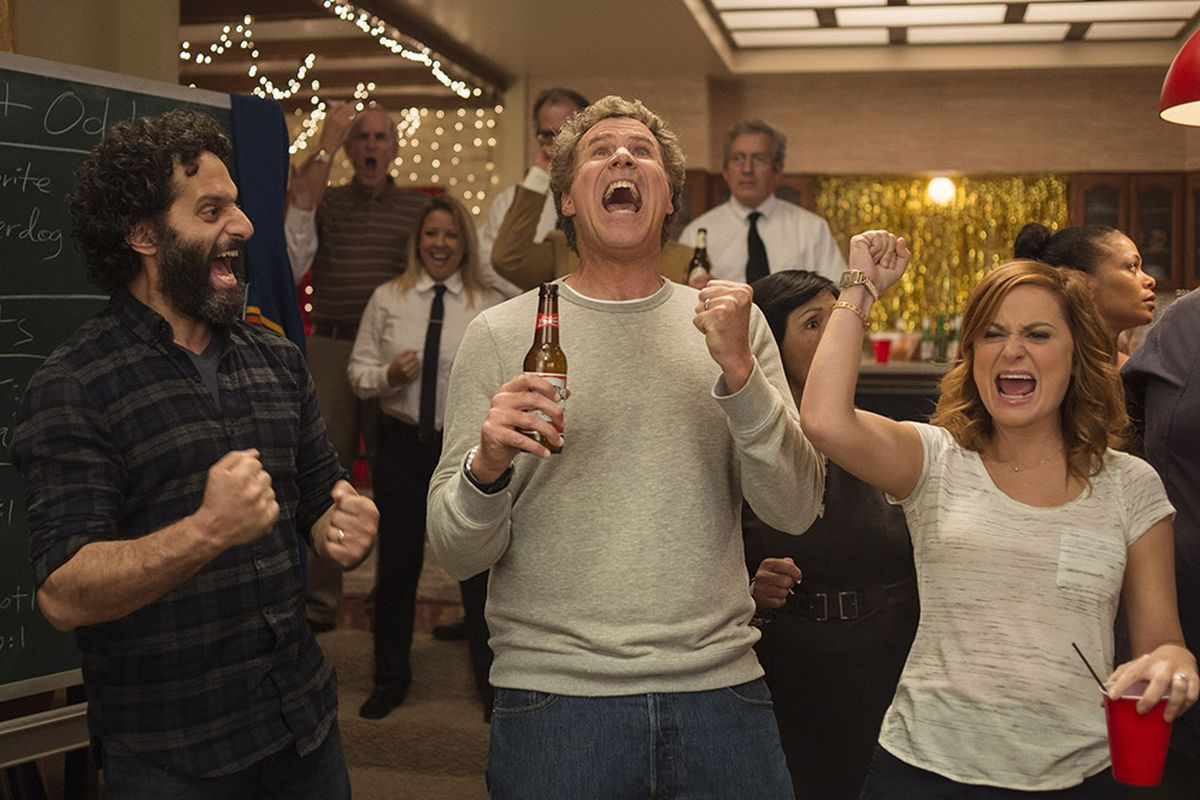 Will Ferrell And Amy Poehler Are Perfect Partners In Crime In The Ridiculous Timely The House Vox