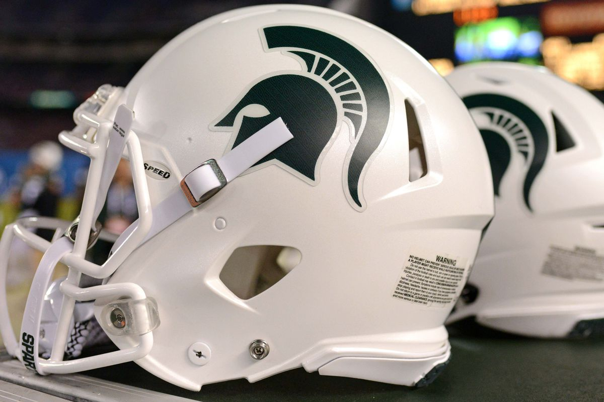 2018 Michigan State Football Depth Chart The Only Colors