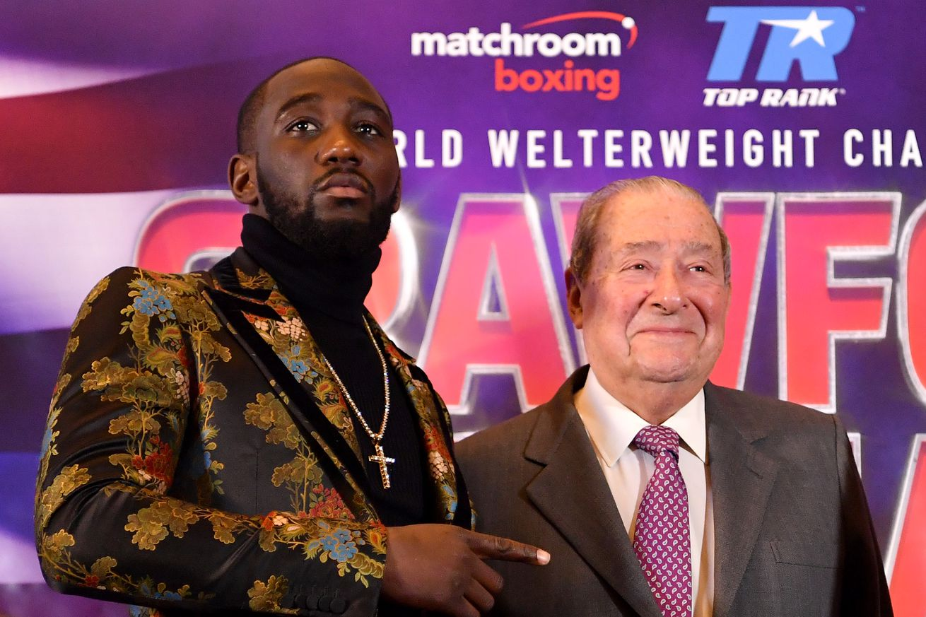 1094467000.jpg.0 - Arum wants to keep Crawford off PPV until Spence fight