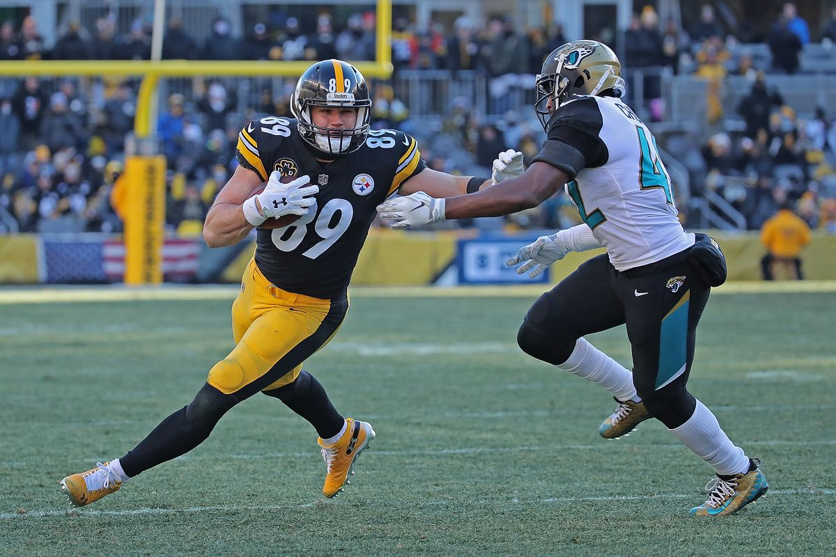 d03562d524d Steelers News: Vance McDonald hopes to play in Week 2 vs. the Chiefs ...