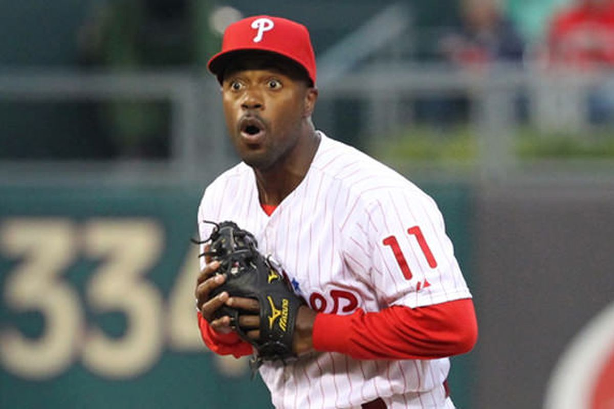 Image result for jimmy rollins
