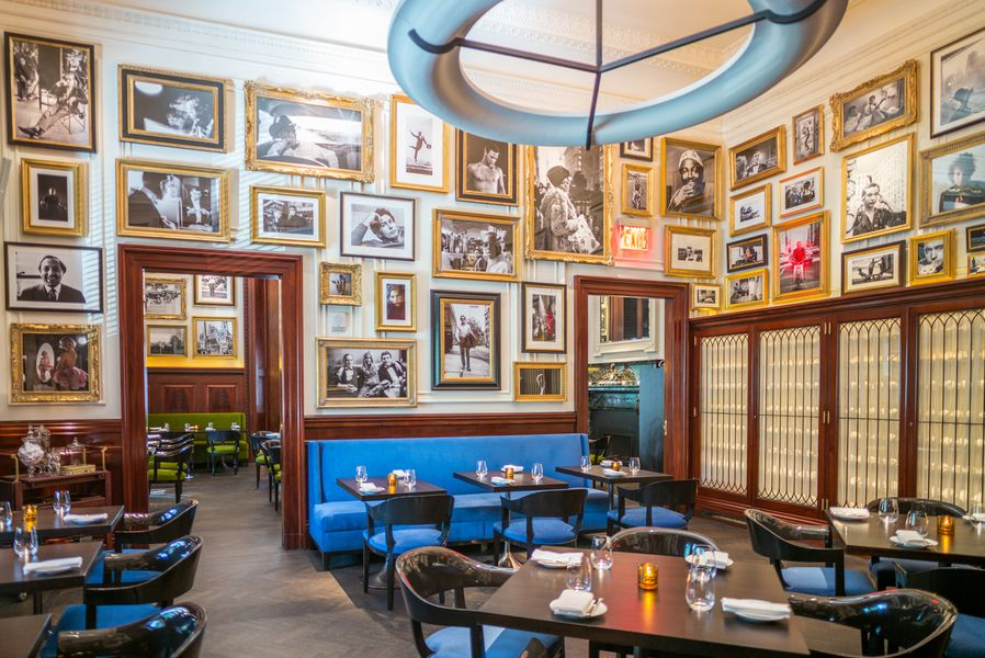 Jason Atherton S First Nyc Project Is A Fancy Clubhouse