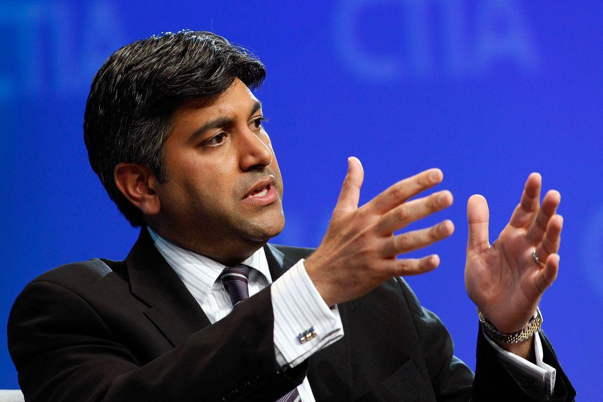 Former U.S. Chief Technology Officer Aneesh Chopra