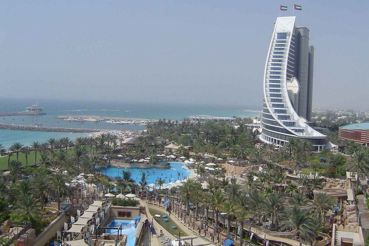 """Somewhere in there someone is saying GOILERS.  via <a href=""""http://commons.wikimedia.org/wiki/File:Wild-wadi.jpg"""">Wikimedia Commons</a>, Creative Commons License"""
