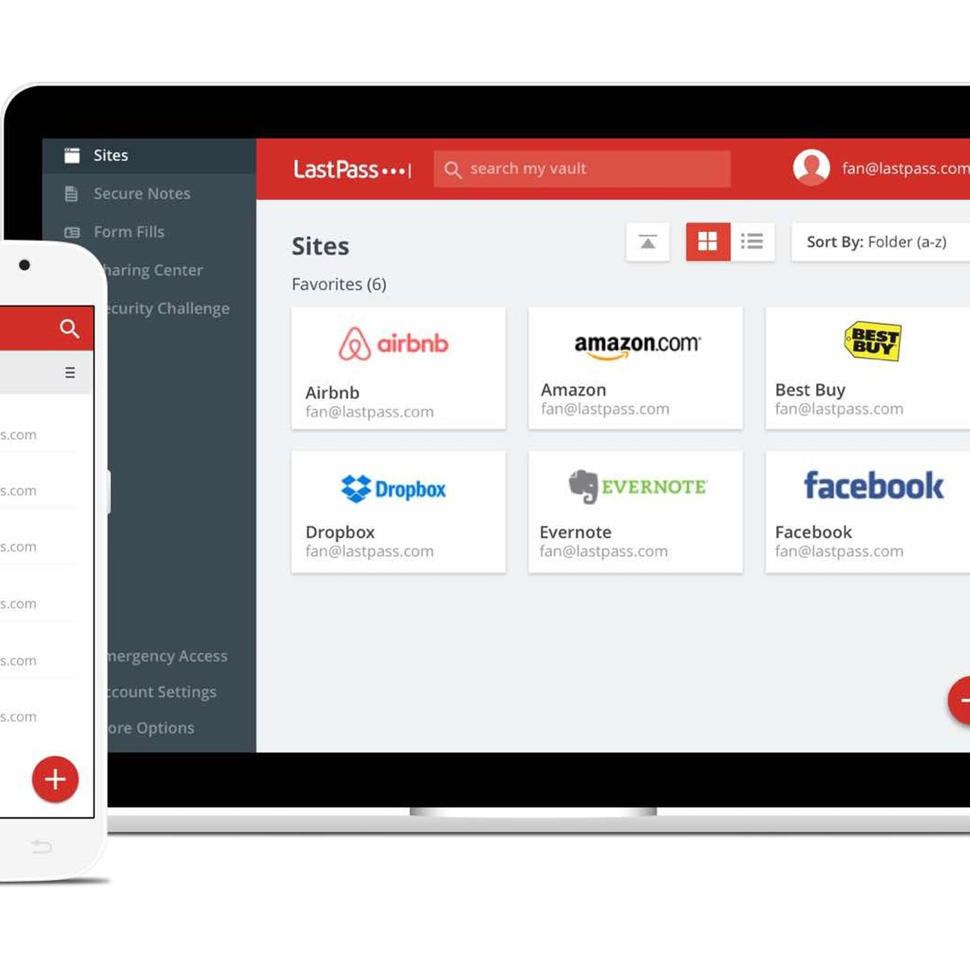 LastPass Families makes it easier to share passwords - The Verge