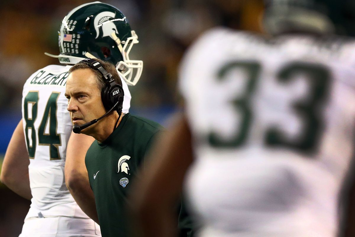 #5 Michigan State vs. Western Michigan is part of Friday's slate of games.