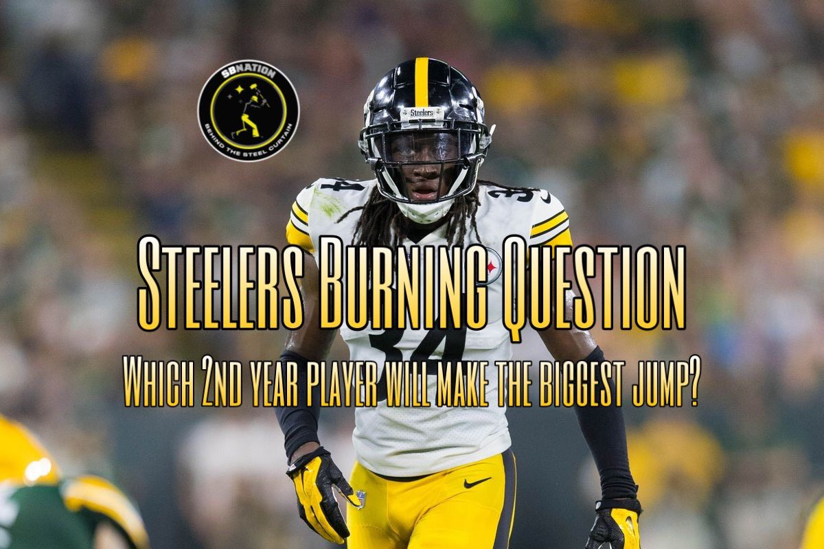 988cb8cacba Steelers Podcast: Which second year player will have the biggest 2019?