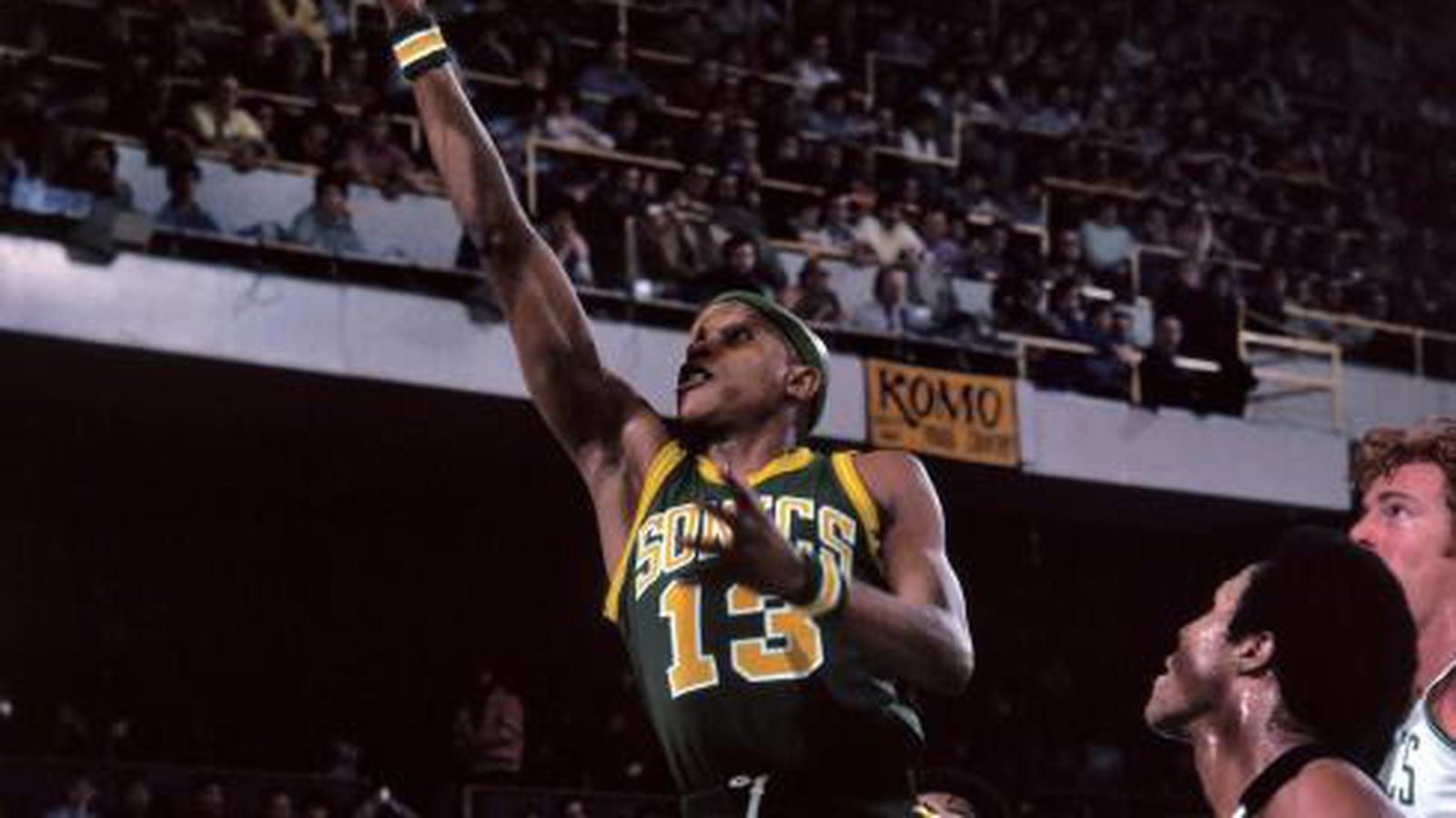 Greatest of All Time The 1976 Seattle Supersonics Sonics Rising
