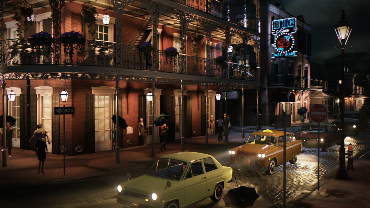 Mafia Iii S Attention To Detail Makes Its Take On New Orleans Feel