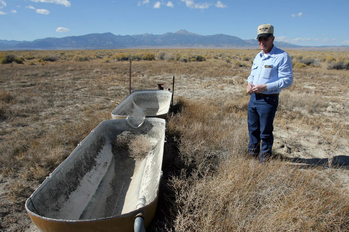 Attorneys for church-owned ranch balk at Nevada's water pumping plan