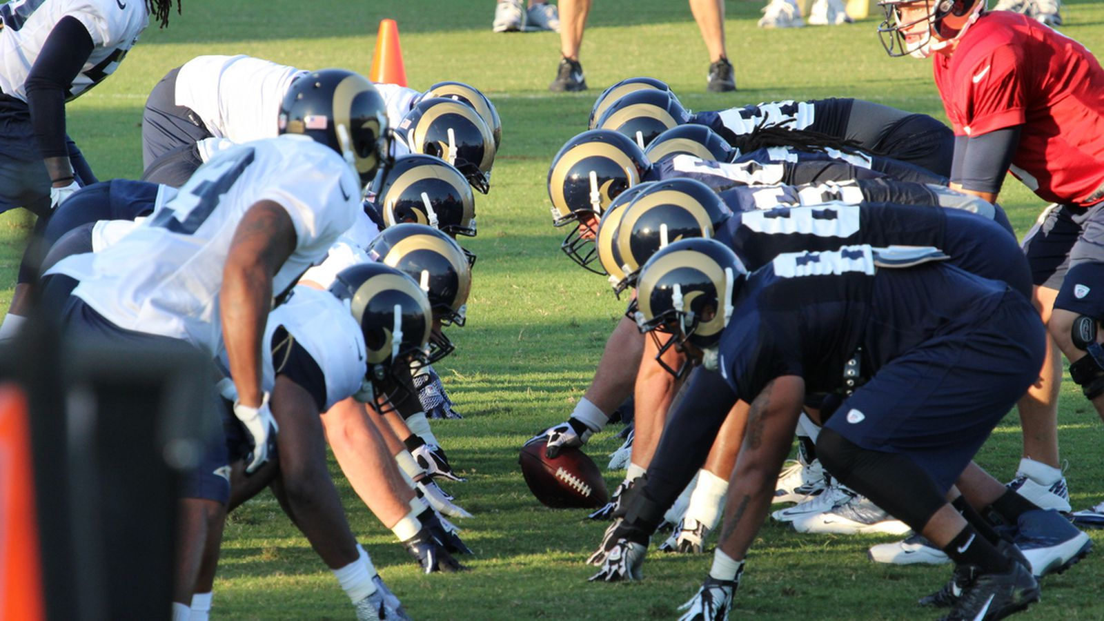 Rams vs. Browns: The preseason begins