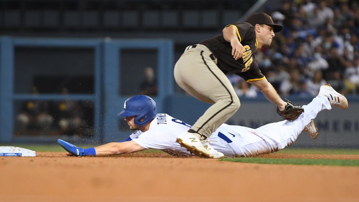 Los Angeles Dodgers, San Diego Padres, MLB