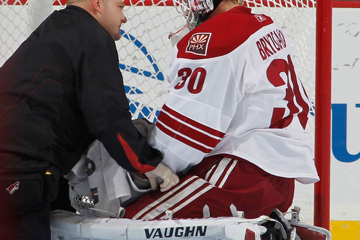 I'm sorry, Ilya, you want how much?   Dave, he's got a concussion!!!